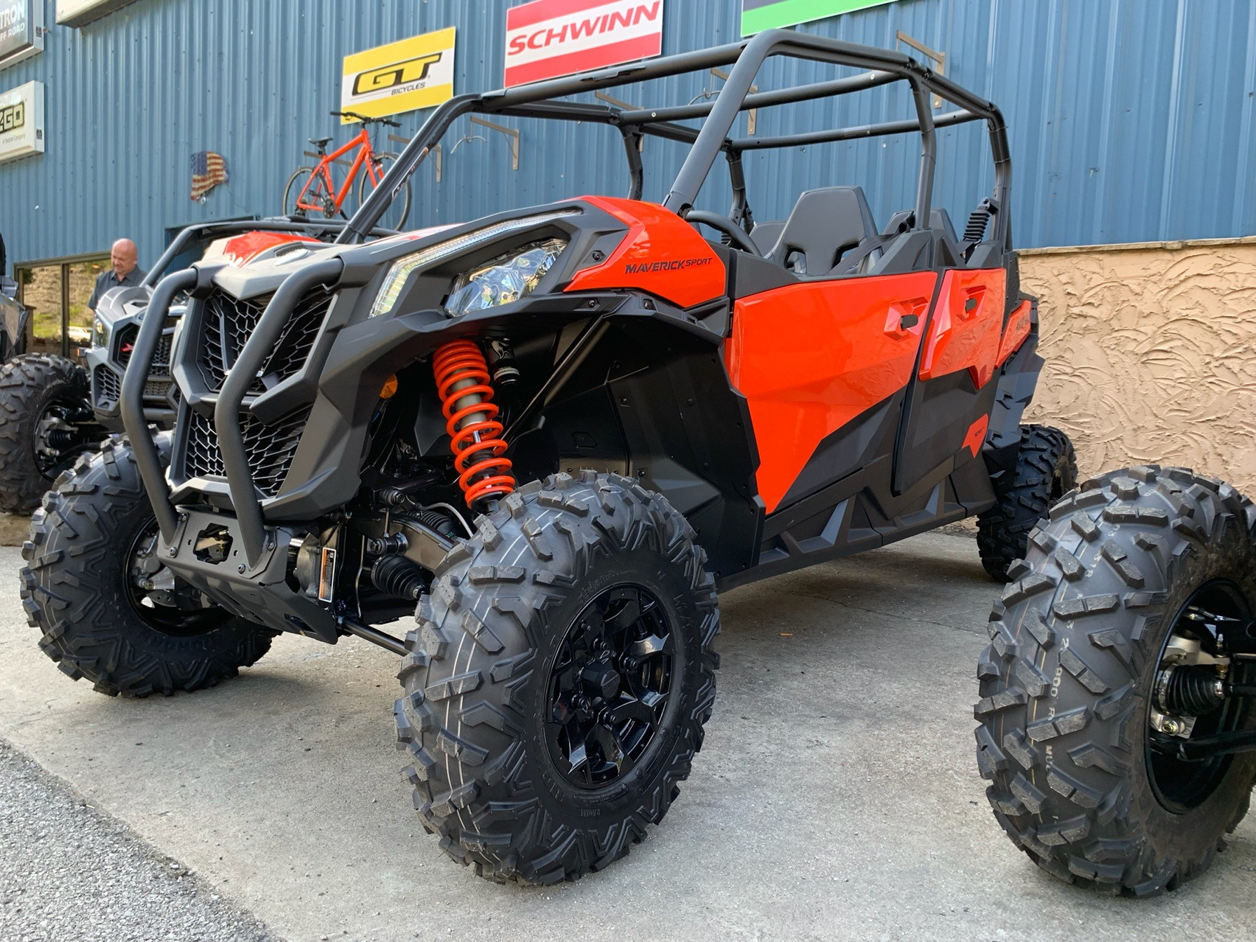 2020 Can-Am Maverick Sport Max DPS 1000R in Pikeville, Kentucky - Photo 5