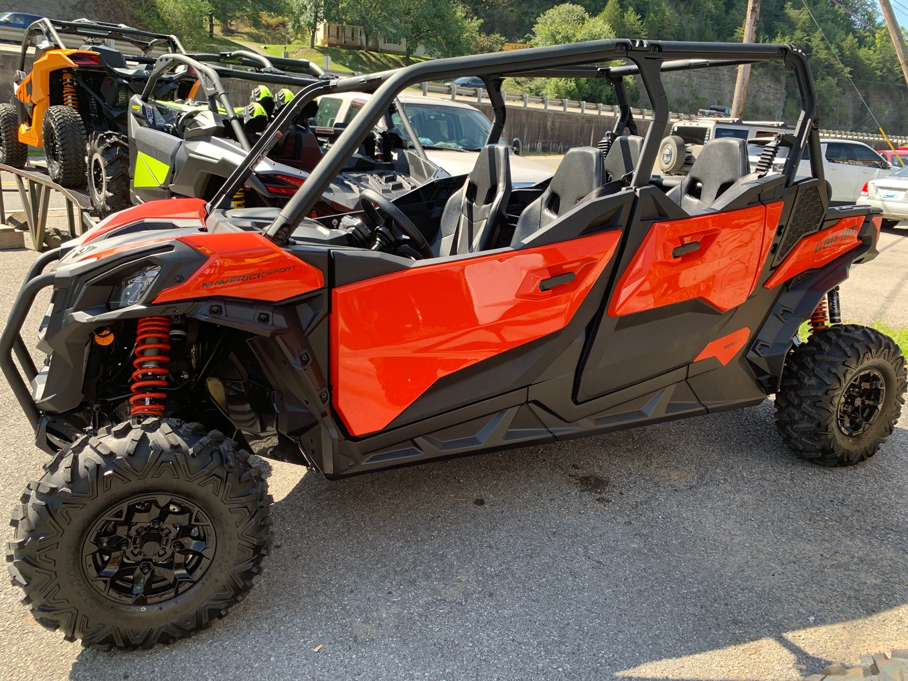 2020 Can-Am Maverick Sport Max DPS 1000R in Pikeville, Kentucky - Photo 1