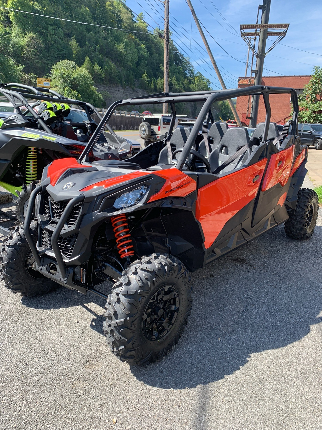 2020 Can-Am Maverick Sport Max DPS 1000R in Pikeville, Kentucky - Photo 2