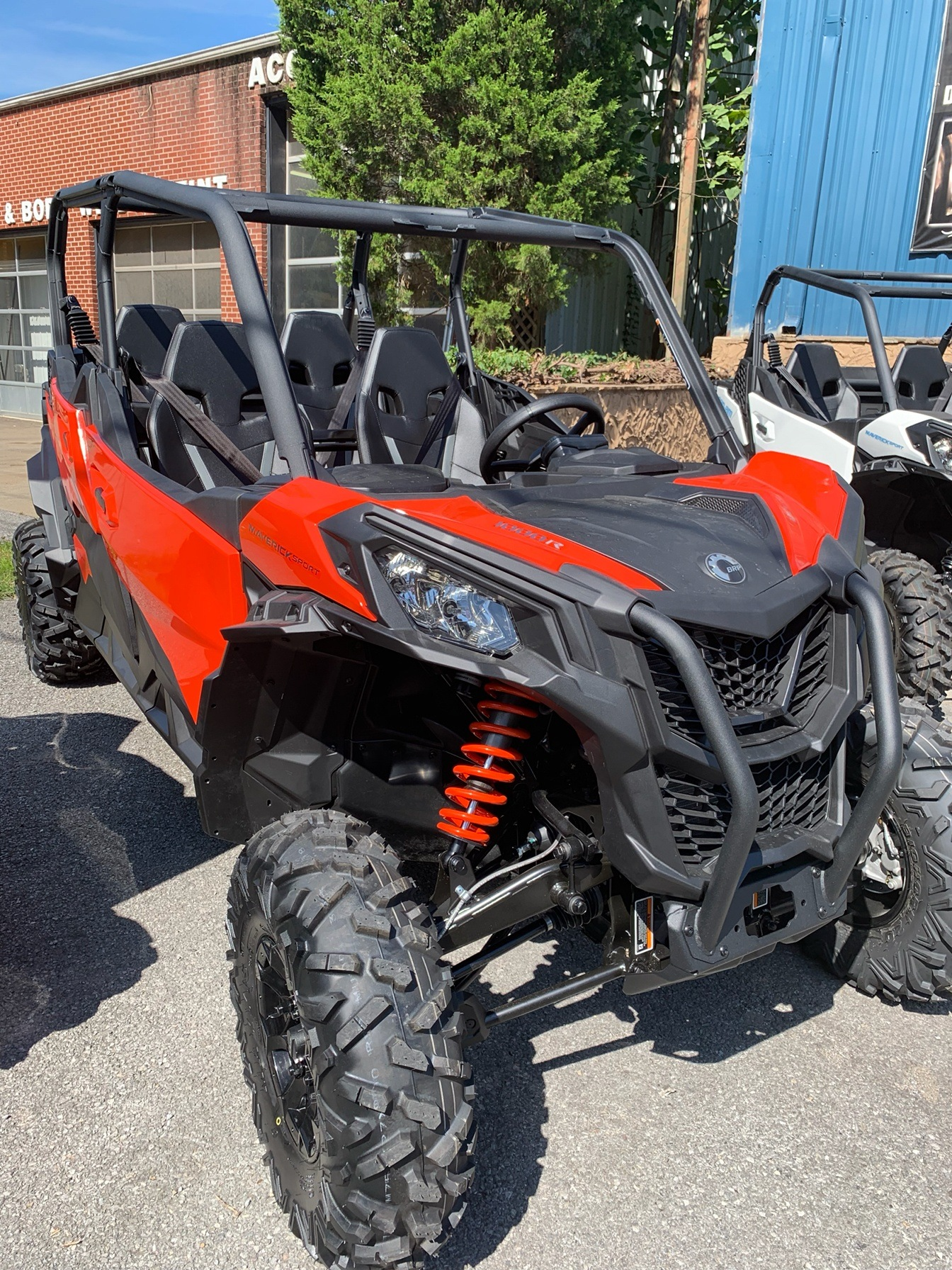 2020 Can-Am Maverick Sport Max DPS 1000R in Pikeville, Kentucky - Photo 4