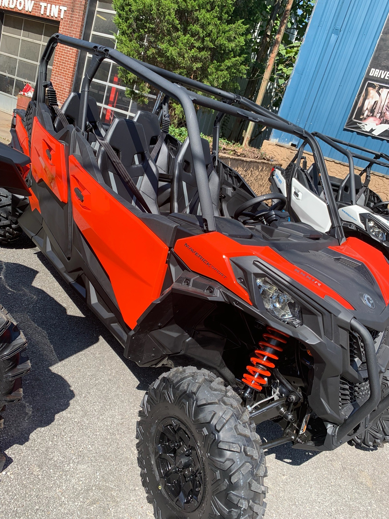 2020 Can-Am Maverick Sport Max DPS 1000R in Pikeville, Kentucky - Photo 6