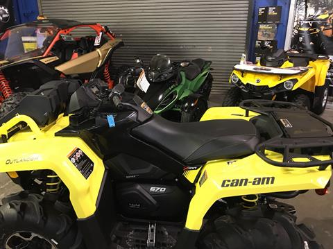 2019 Can-Am Outlander X mr 570 in Pikeville, Kentucky - Photo 4