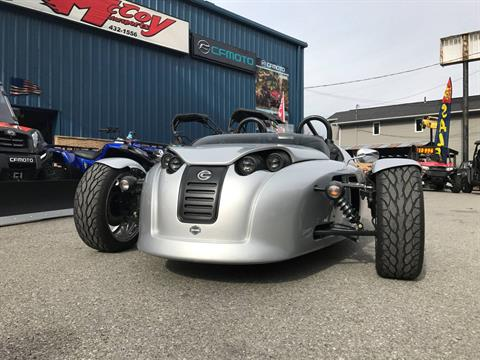 2011 Campagna V13R in Pikeville, Kentucky