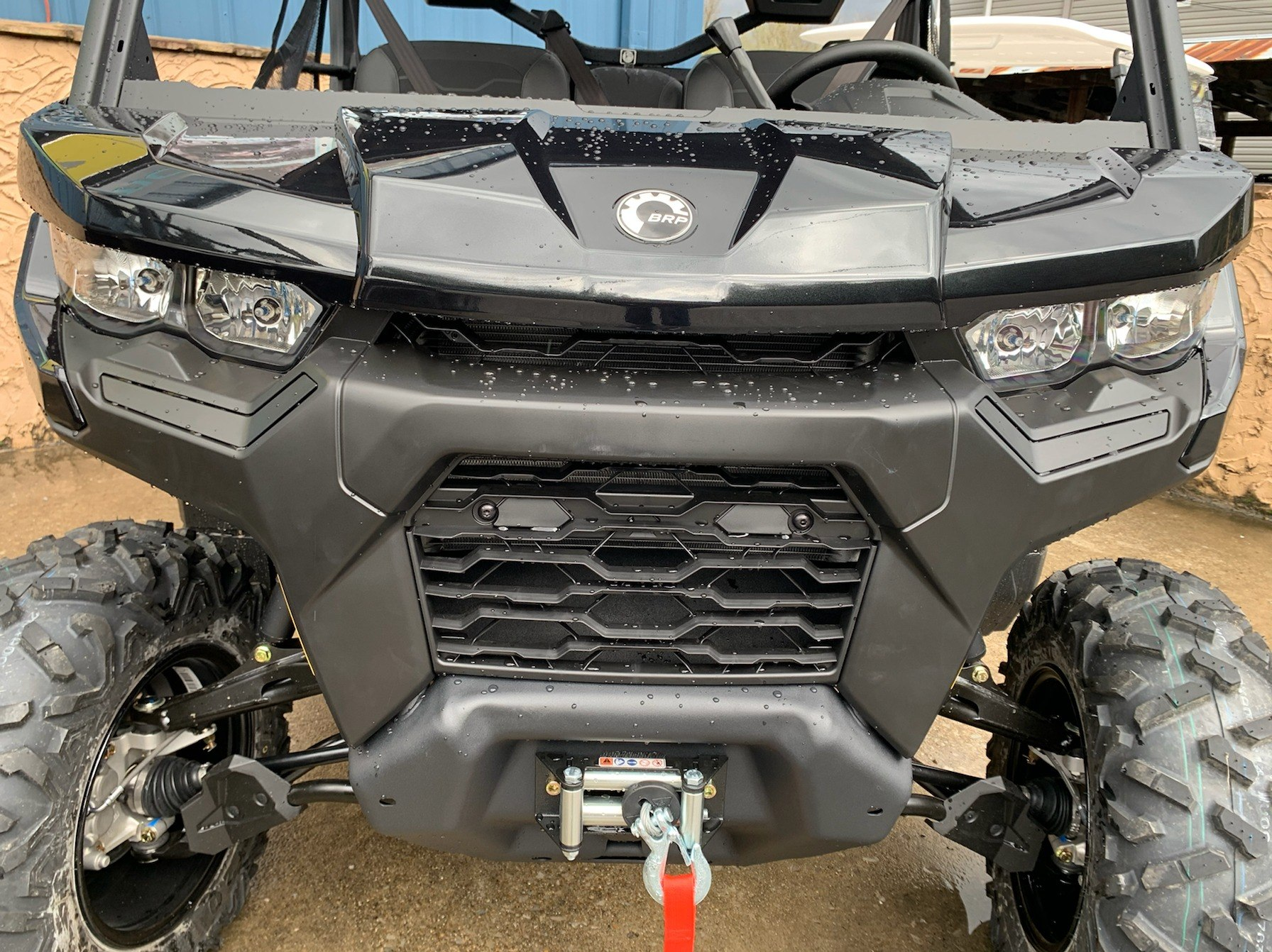 2020 Can-Am Defender Pro XT HD10 in Pikeville, Kentucky - Photo 11