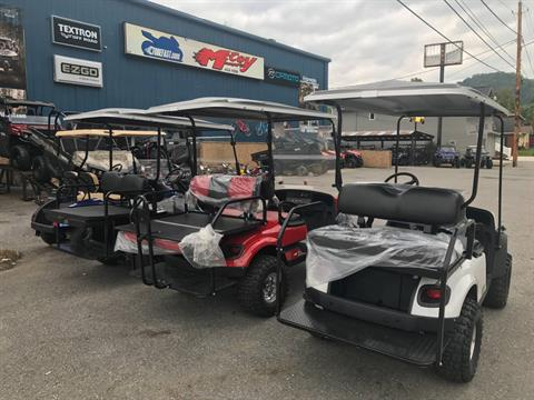 2018 E-Z-Go Personal Express S4 Gas in Pikeville, Kentucky