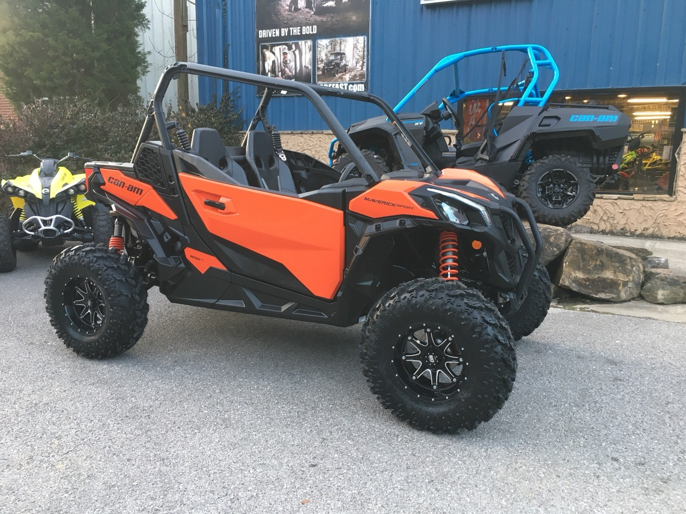 2019 Can-Am Maverick Sport DPS 1000 in Pikeville, Kentucky