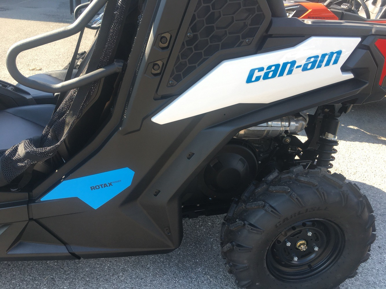 2019 Can-Am Maverick Trail 800 in Pikeville, Kentucky
