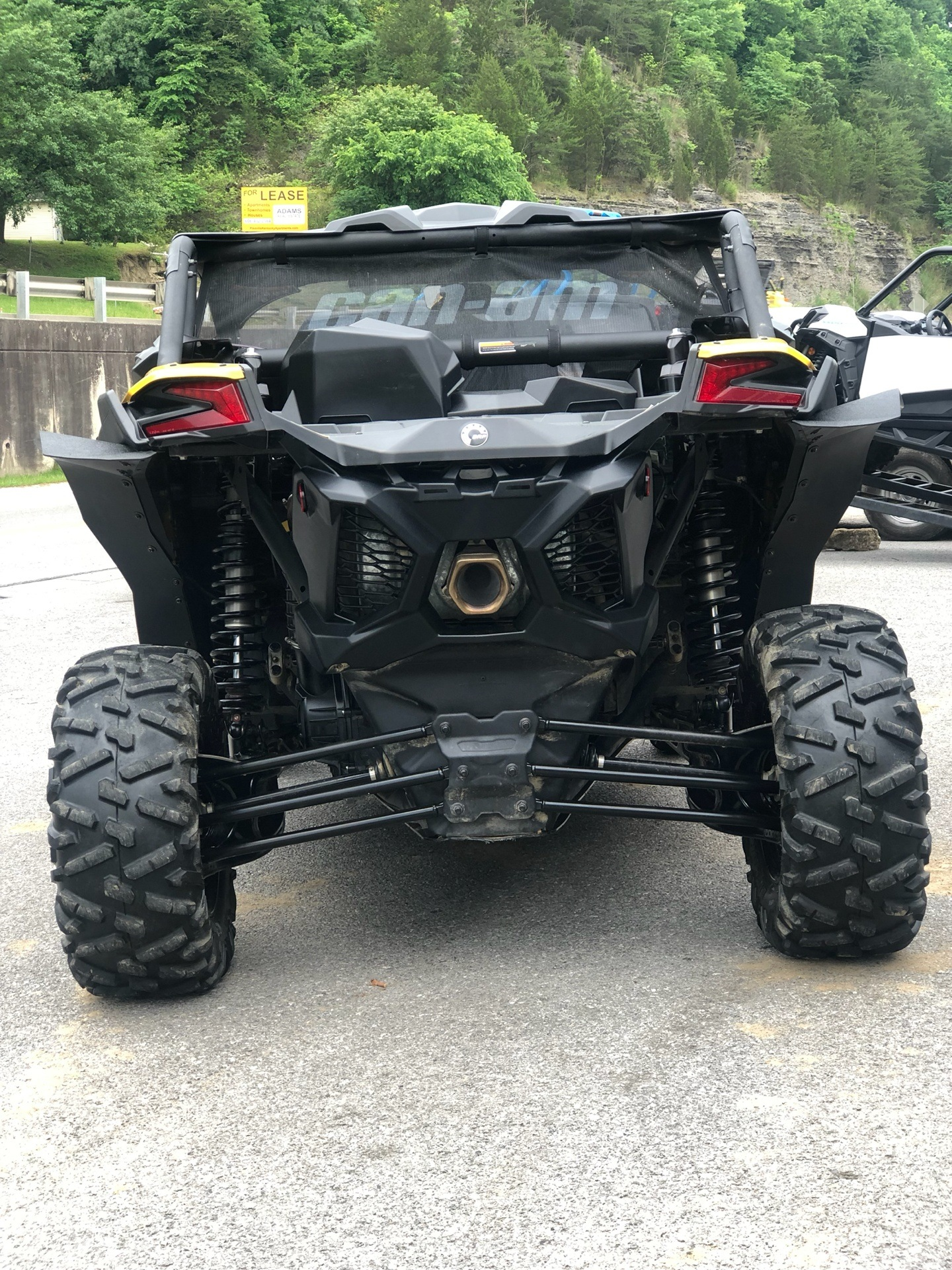 2017 Can-Am™ Maverick X3 X ds Turbo R 4
