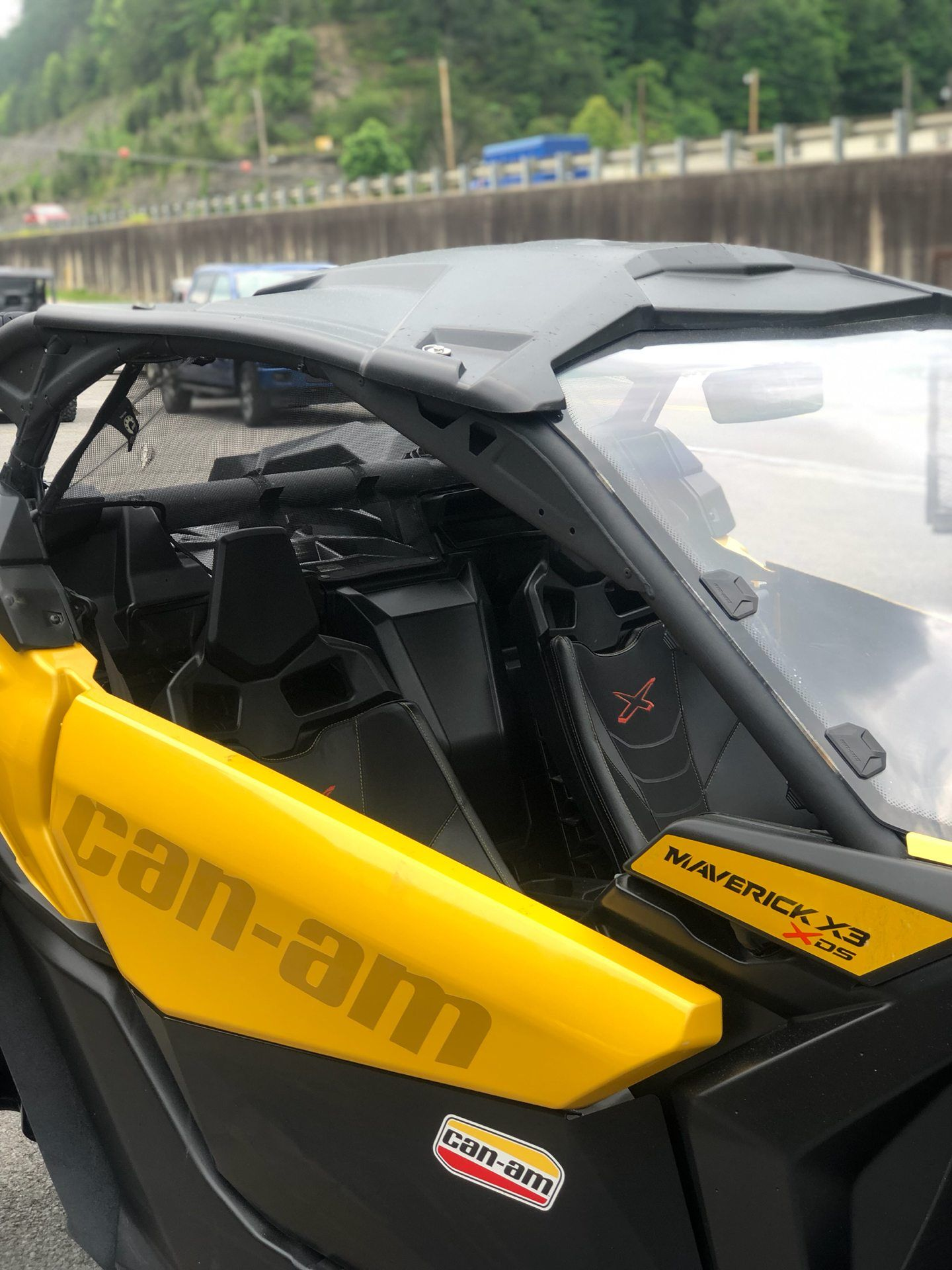 2017 Can-Am™ Maverick X3 X ds Turbo R 5