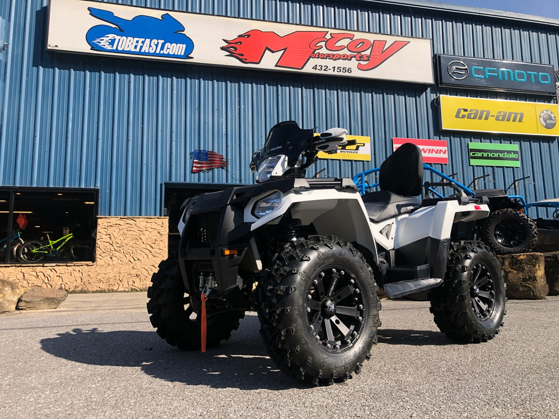 2017 Polaris Sportsman Touring 570 EPS in Pikeville, Kentucky - Photo 1