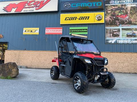 2015 Honda Pioneer™ 500 in Pikeville, Kentucky