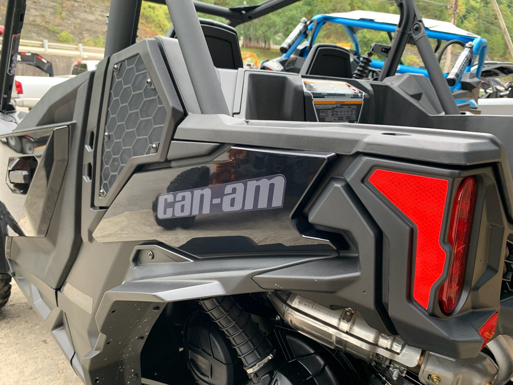 2020 Can-Am Maverick Sport DPS 1000R in Pikeville, Kentucky - Photo 7