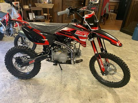 2019 SSR Motorsports SR125TR - BW in Pikeville, Kentucky