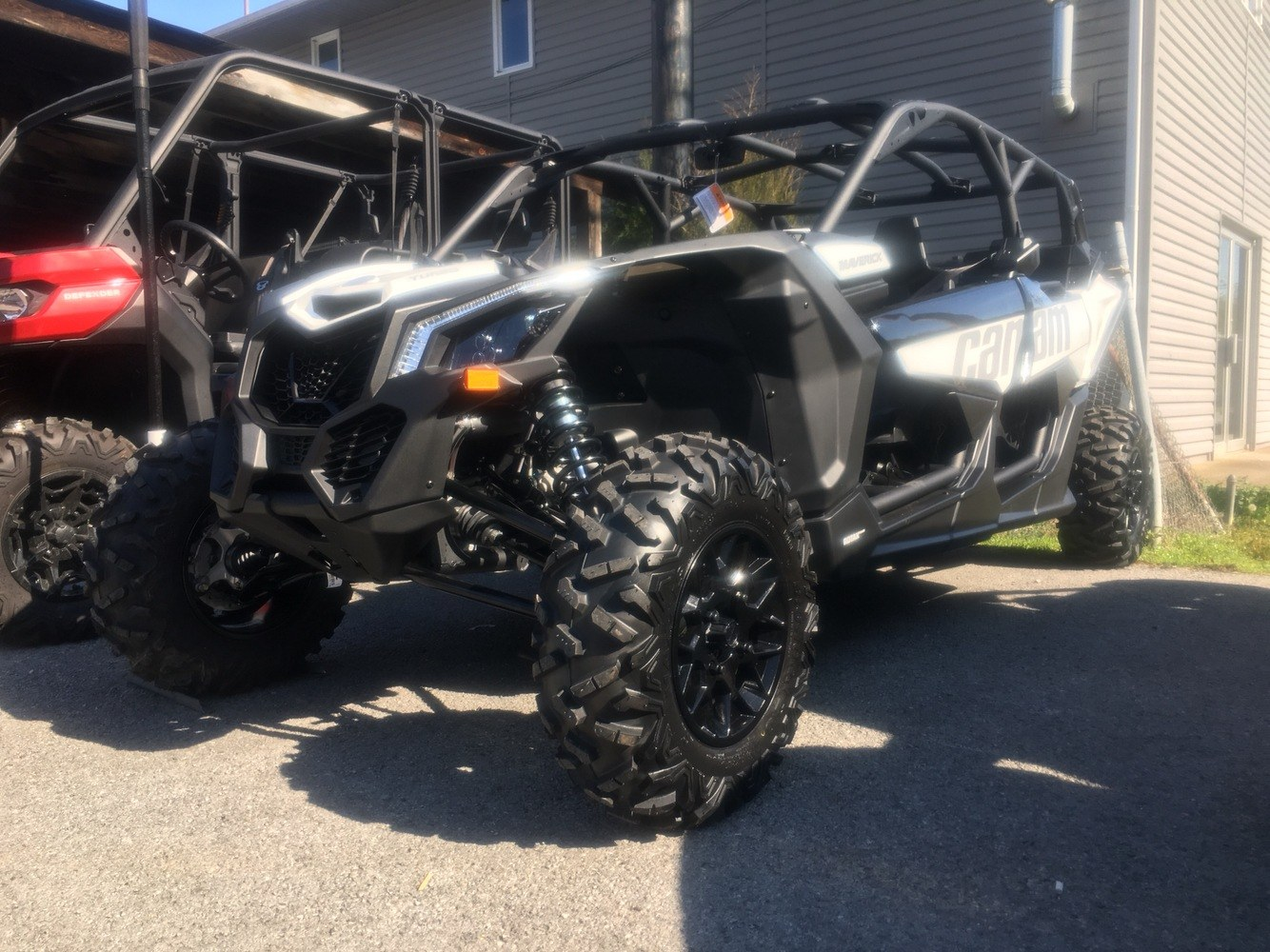 2019 Can-Am Maverick X3 Max Turbo in Pikeville, Kentucky - Photo 1