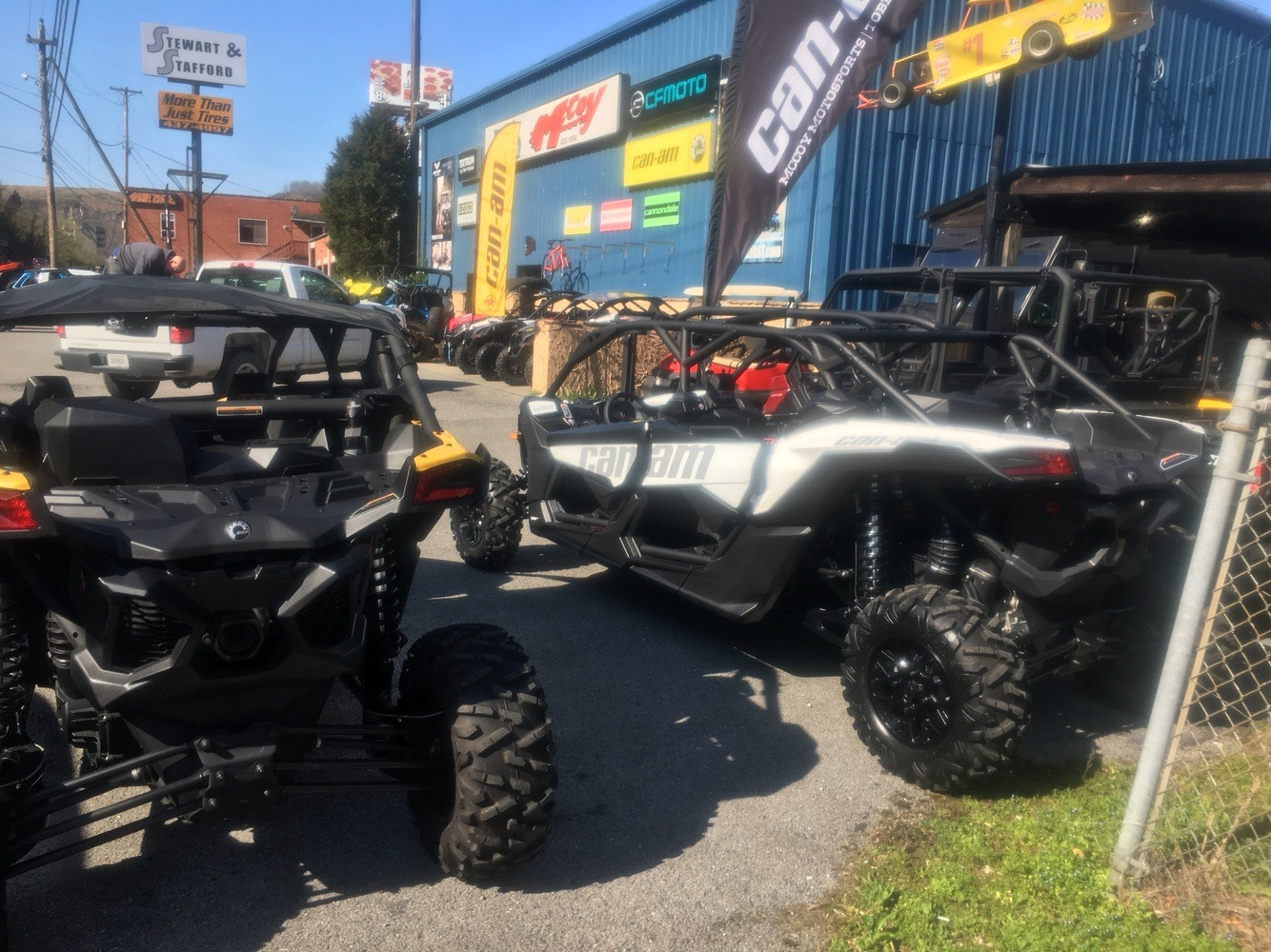 2019 Can-Am Maverick X3 Max Turbo in Pikeville, Kentucky - Photo 4