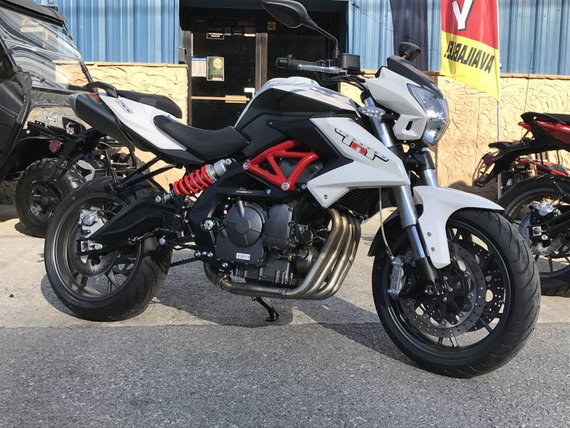 2017 Benelli TNT 600 in Pikeville, Kentucky