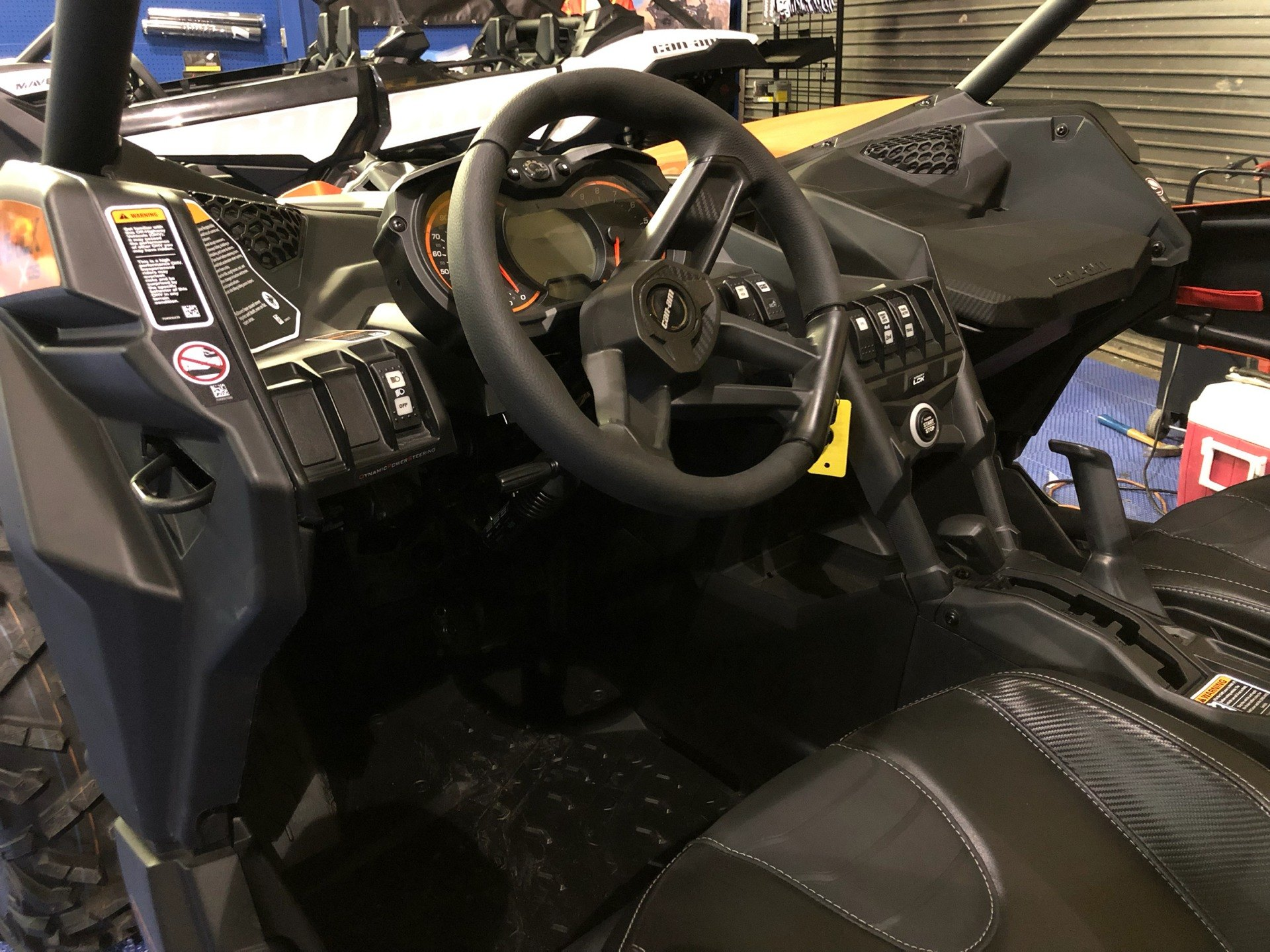 2019 Can-Am™ Maverick X3 X ds Turbo R 2