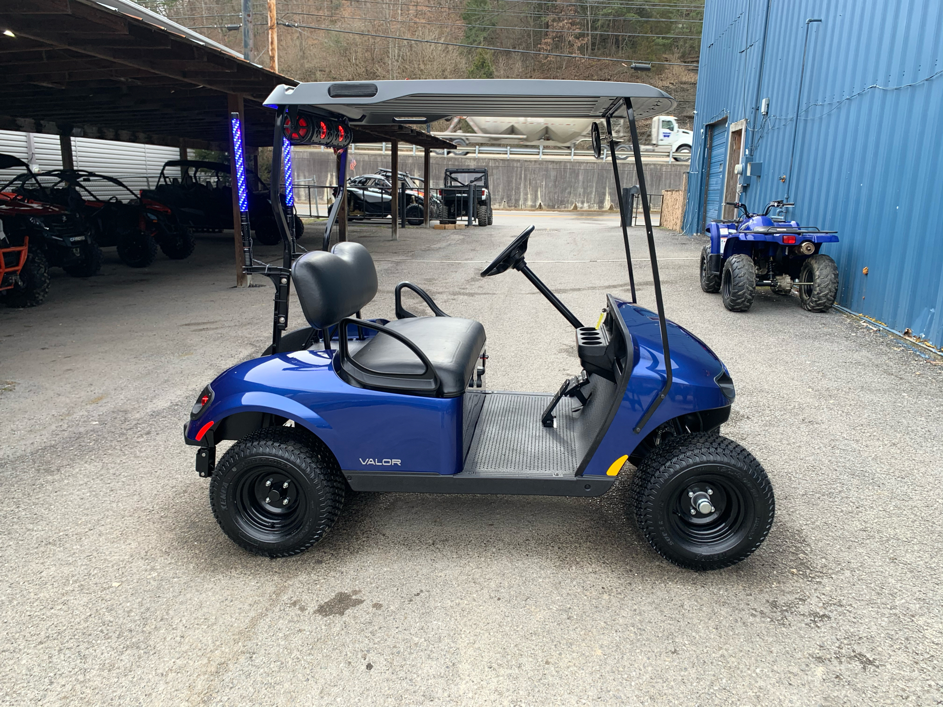 2021 E-Z-GO TXT Valor G EX1 EFI in Pikeville, Kentucky - Photo 5