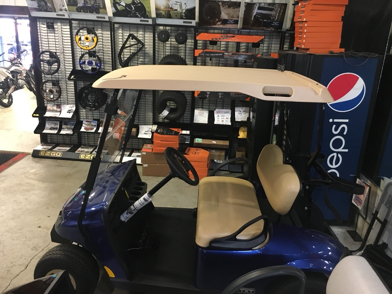 2018 E-Z-Go Freedom TXT Electric in Pikeville, Kentucky