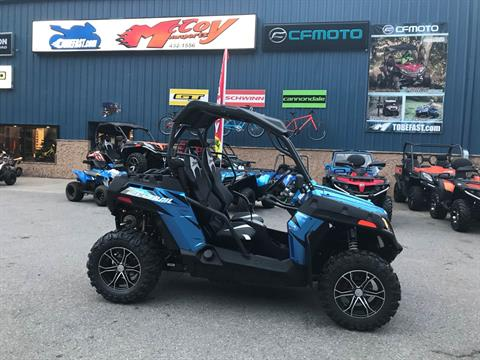 2018 CFMOTO ZForce 500 Trail in Pikeville, Kentucky