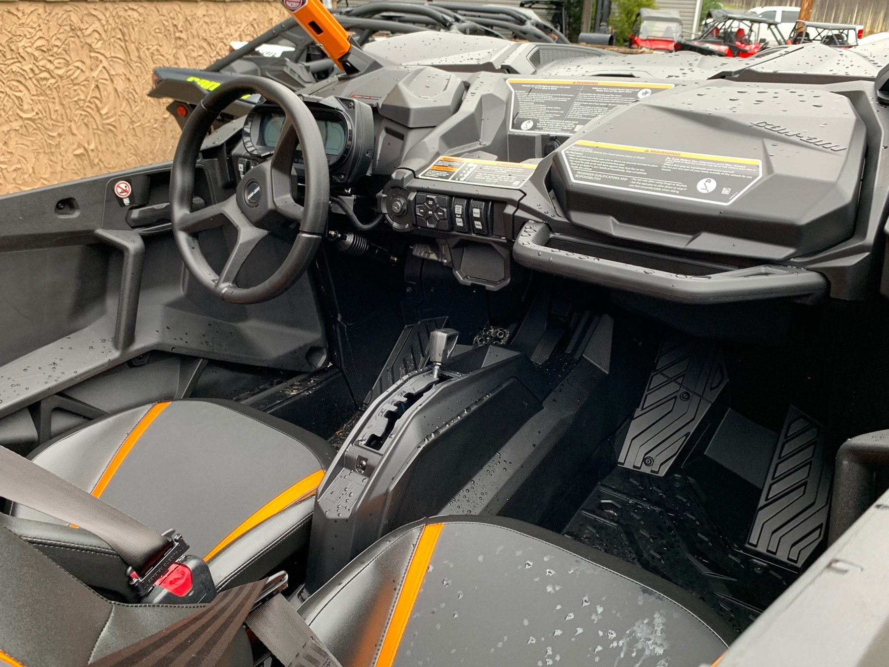 2020 Can-Am Maverick Sport X RC 1000R in Pikeville, Kentucky - Photo 5