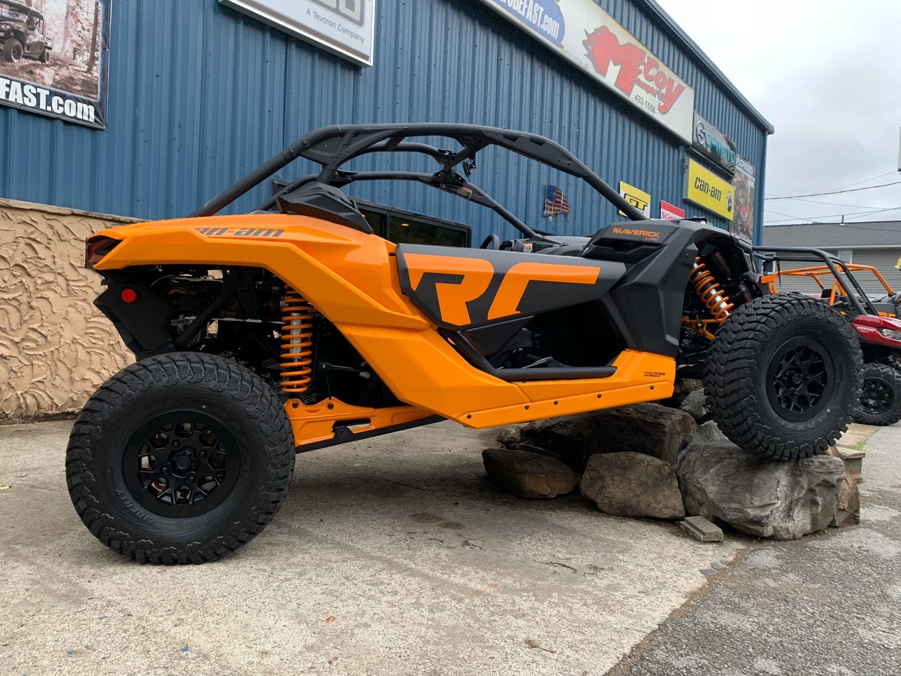 2020 Can-Am Maverick Sport X RC 1000R in Pikeville, Kentucky - Photo 7