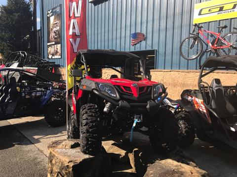 2017 CFMOTO ZForce 500 HO Trail EPS in Pikeville, Kentucky