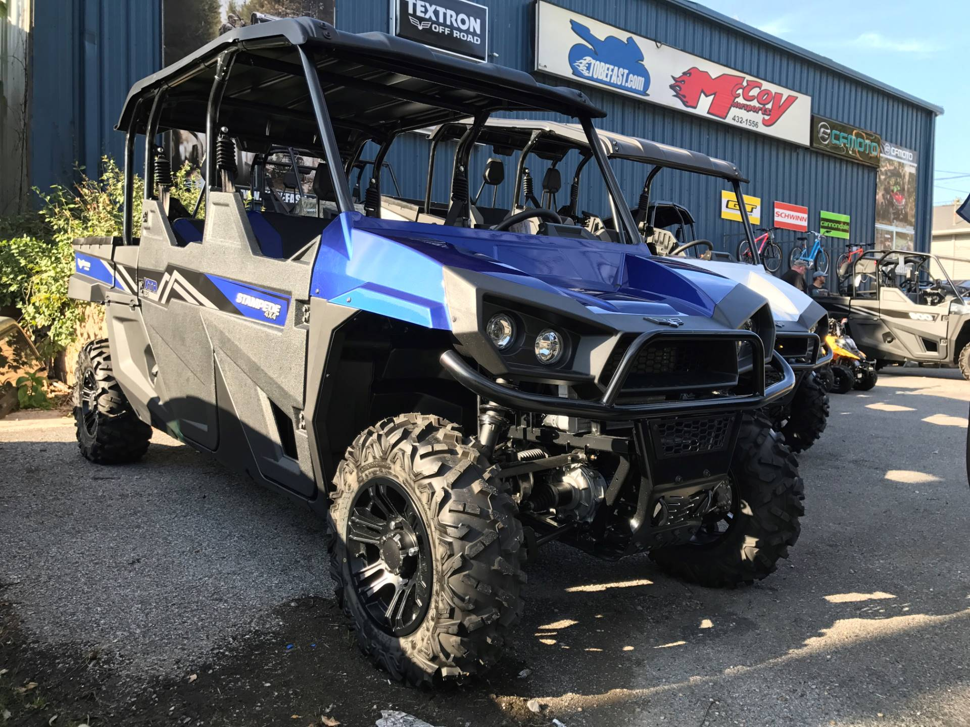 2017 Textron Off Road Stampede 900 XTR in Pikeville, Kentucky