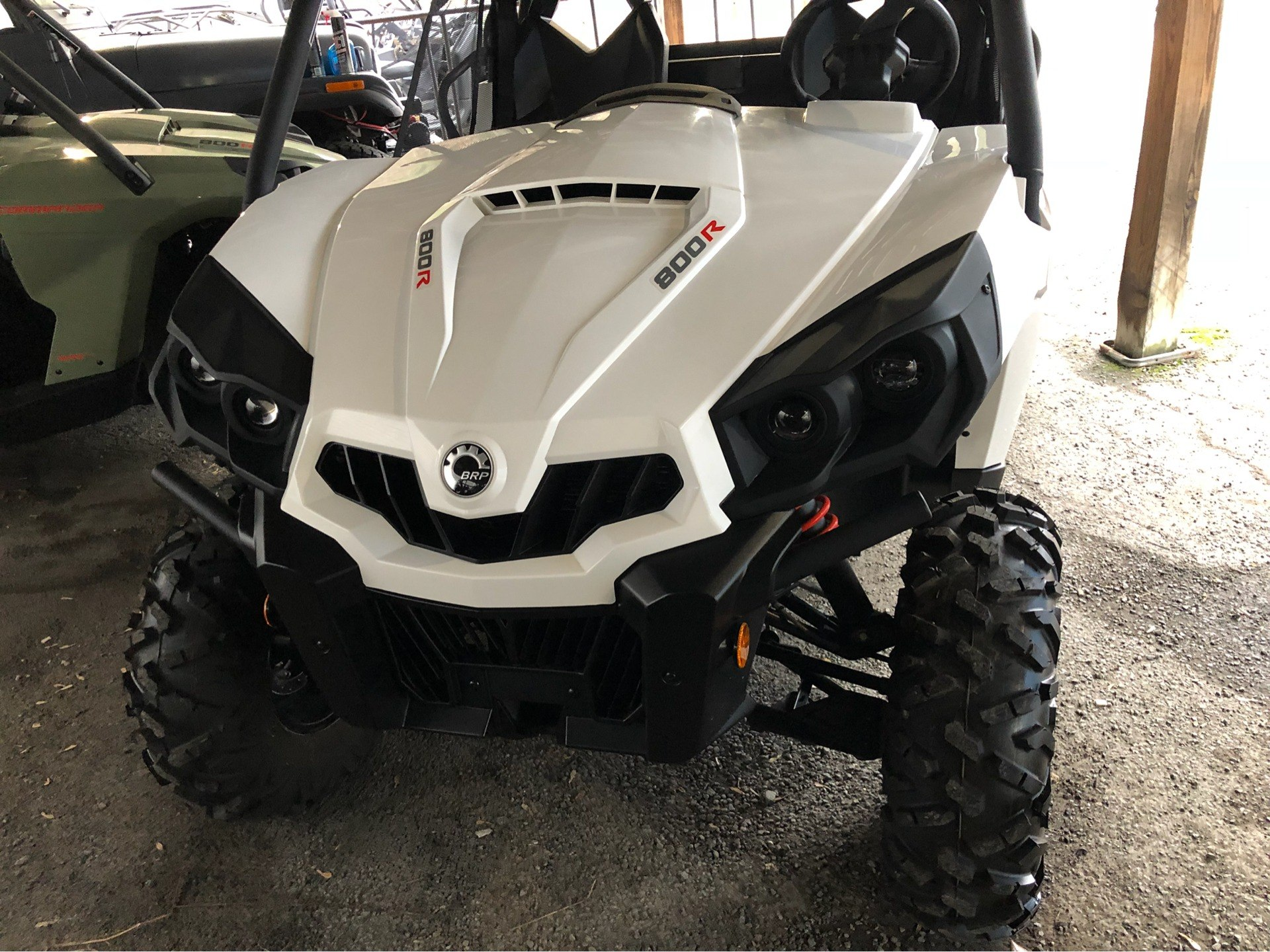 2019 Can-Am Commander 800R in Pikeville, Kentucky
