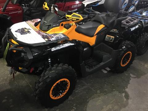 2016 Can-Am Outlander MAX XT-P 850 in Pikeville, Kentucky