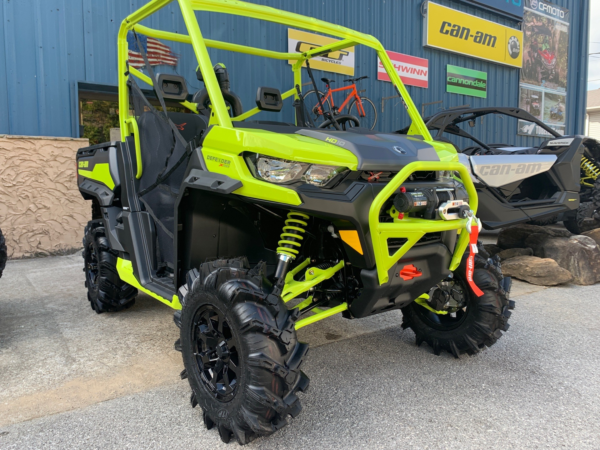2020 Can-Am Defender X MR HD10 in Pikeville, Kentucky - Photo 6