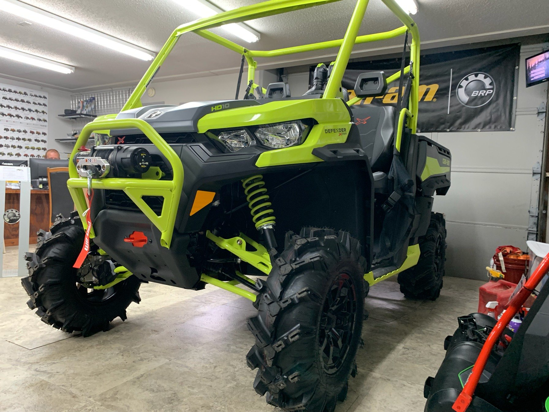 2020 Can-Am Defender X MR HD10 in Pikeville, Kentucky - Photo 21