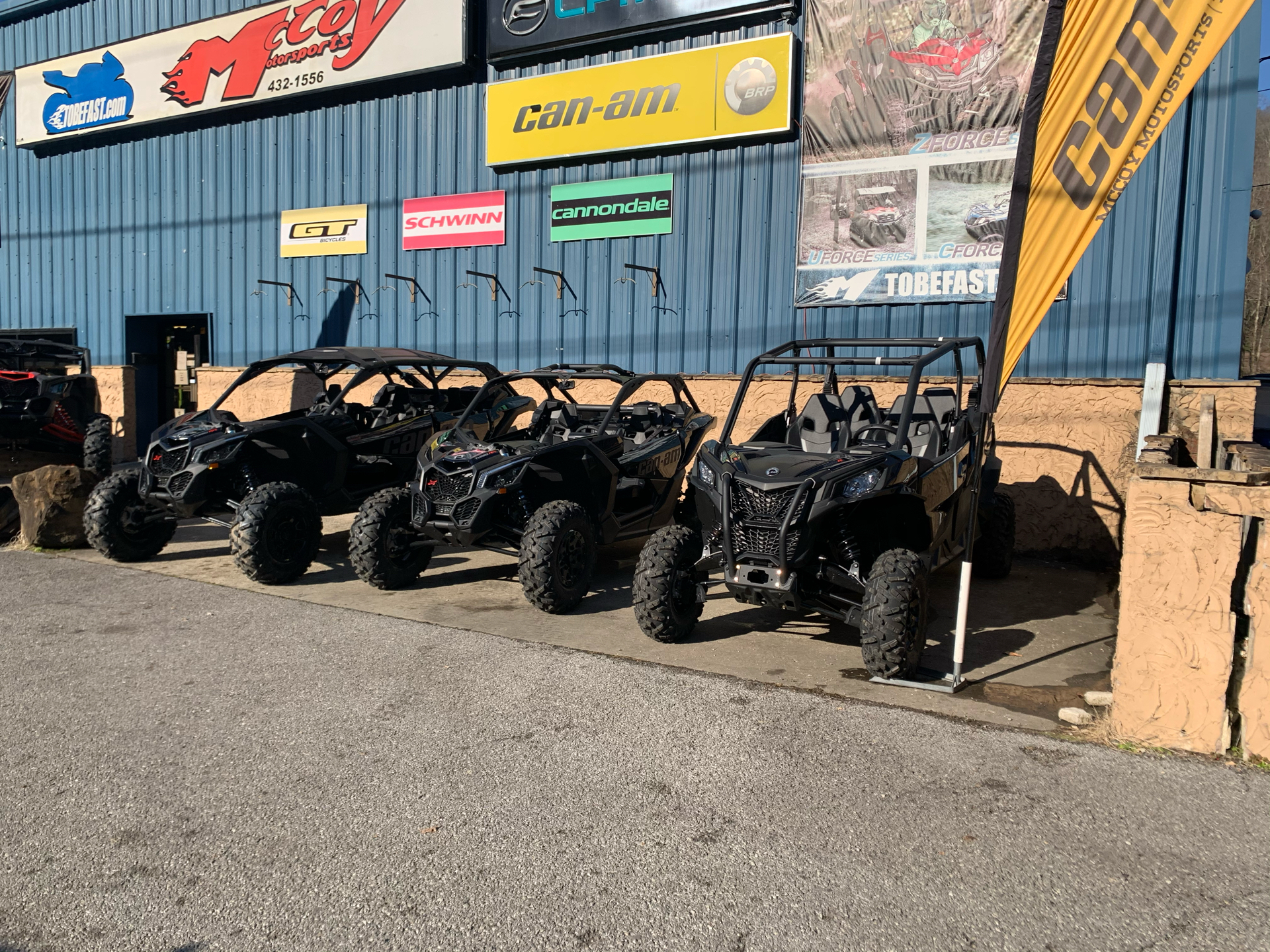 2021 Can-Am Maverick Sport Max DPS 1000R in Pikeville, Kentucky - Photo 5