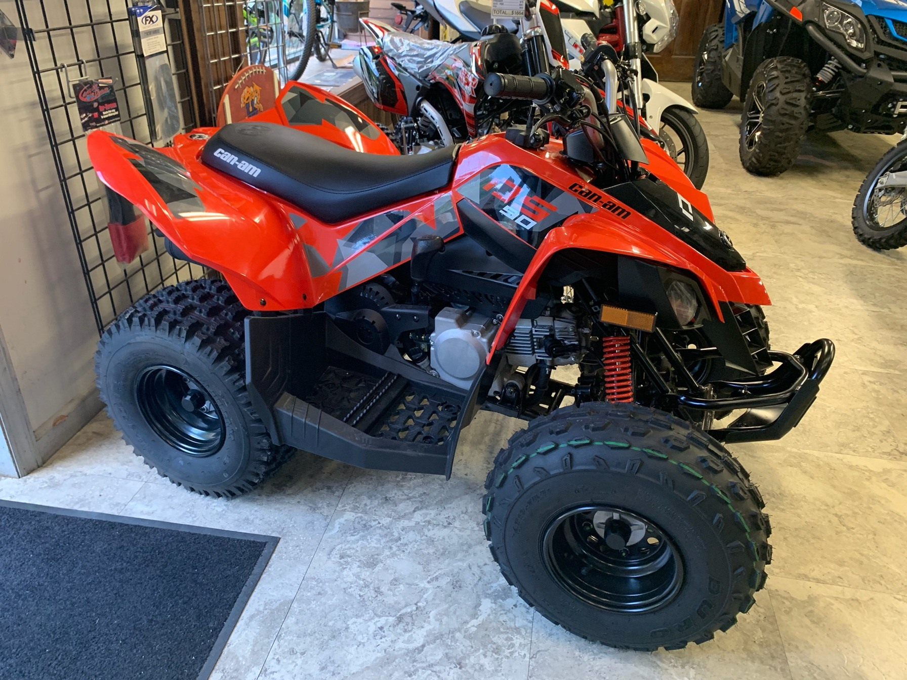 2020 Can-Am DS 90 in Pikeville, Kentucky - Photo 1