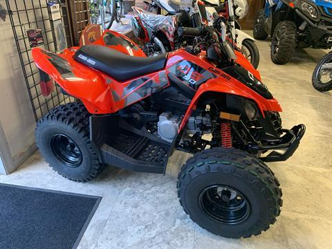 2020 Can-Am DS 90 in Pikeville, Kentucky