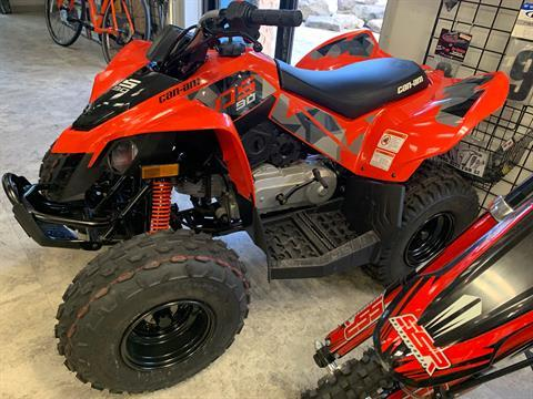 2020 Can-Am DS 90 in Pikeville, Kentucky - Photo 3