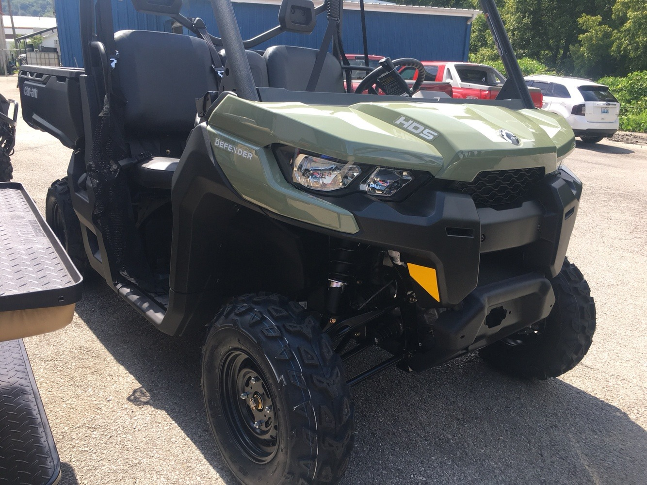 2019 Can-Am Defender HD5 in Pikeville, Kentucky