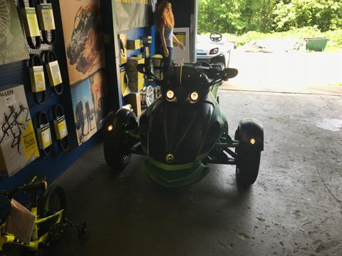 2012 Can-Am Spyder® RS-S SE5 in Pikeville, Kentucky