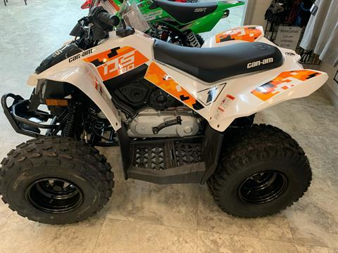 2021 Can-Am DS 70 in Pikeville, Kentucky - Photo 1