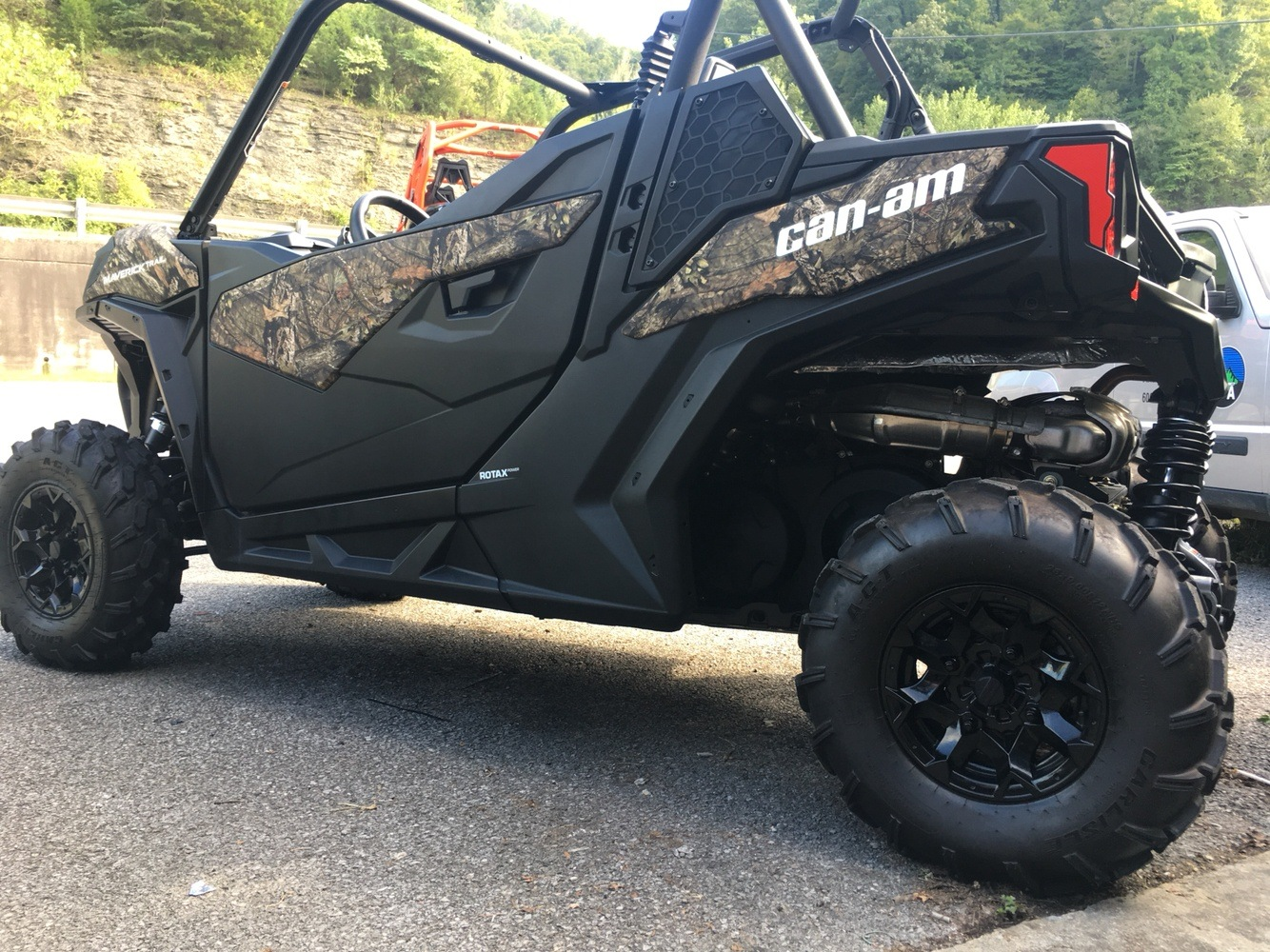 2018 Can-Am Maverick Trail 1000 DPS in Pikeville, Kentucky