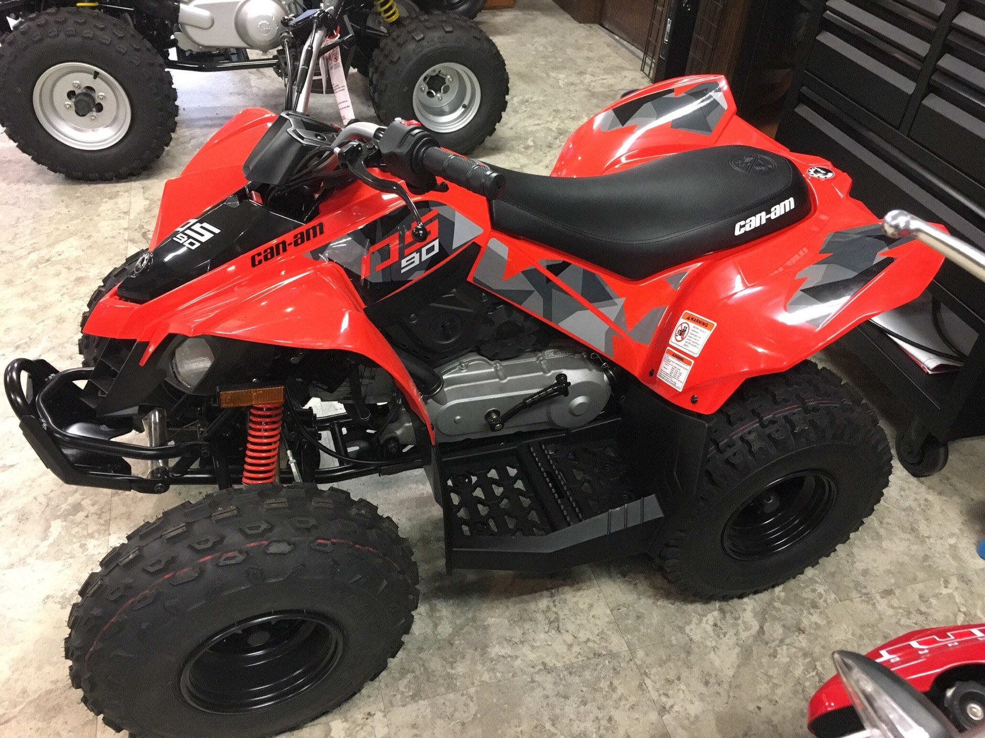 2019 Can-Am DS 90 in Pikeville, Kentucky