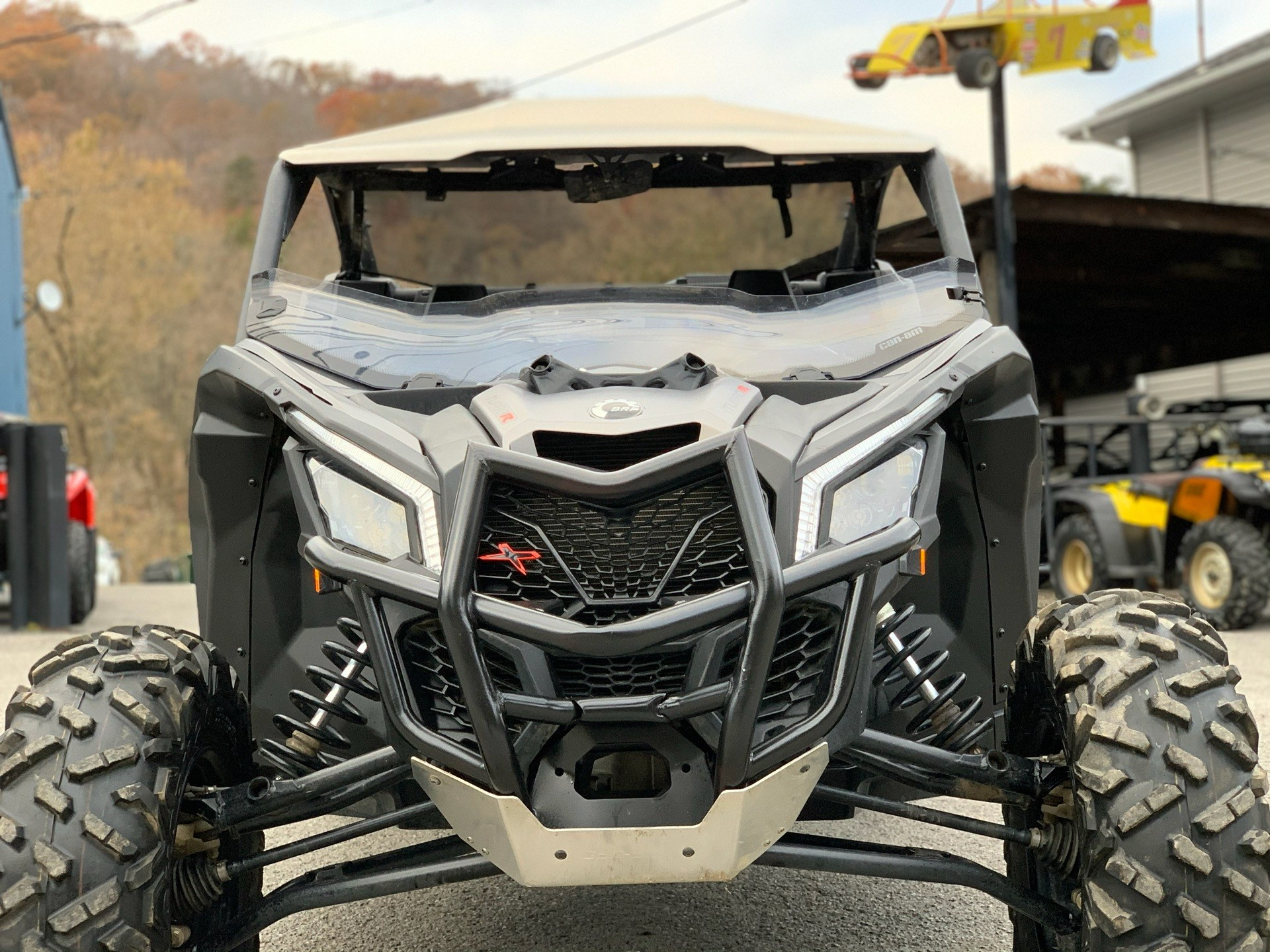 2018 Can-Am Maverick X3 X ds Turbo R in Pikeville, Kentucky - Photo 3