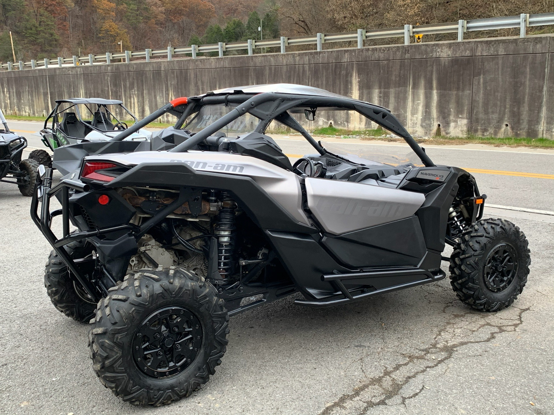2018 Can-Am Maverick X3 X ds Turbo R in Pikeville, Kentucky - Photo 4