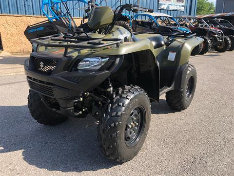 2016 Suzuki KingQuad 750AXi Power Steering in Pikeville, Kentucky
