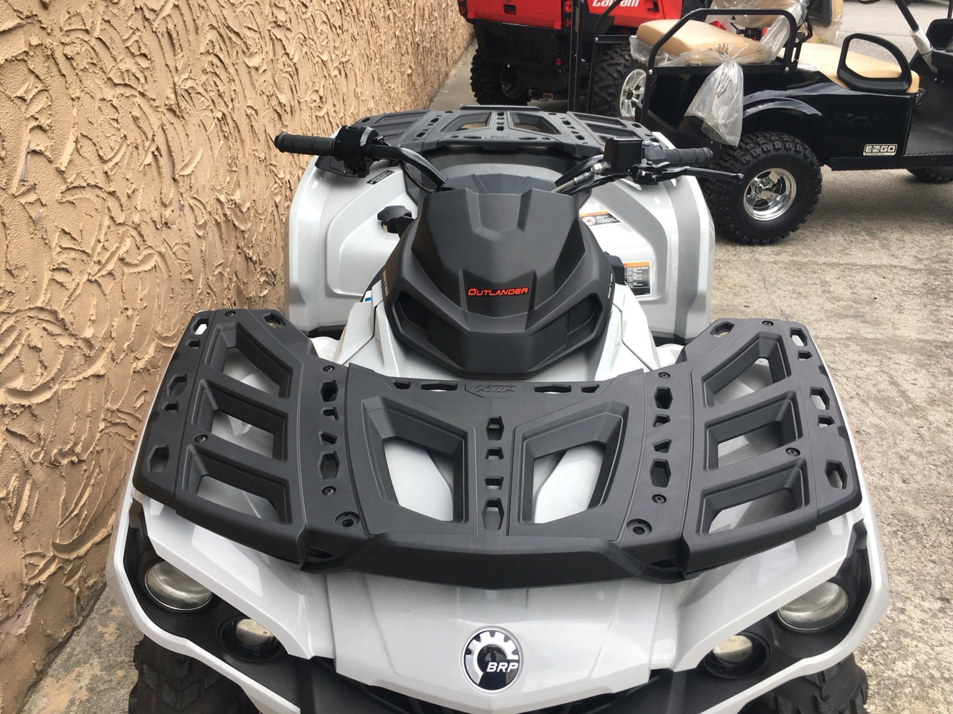 2016 Can-Am Outlander DPS 650 in Pikeville, Kentucky