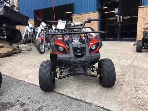 2017 KR Raider 7 in Pikeville, Kentucky