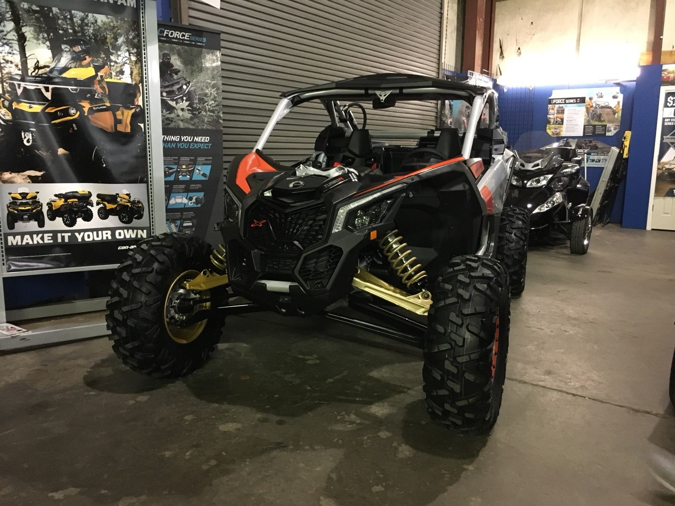2019 Can-Am Maverick X3 X rs Turbo R in Pikeville, Kentucky