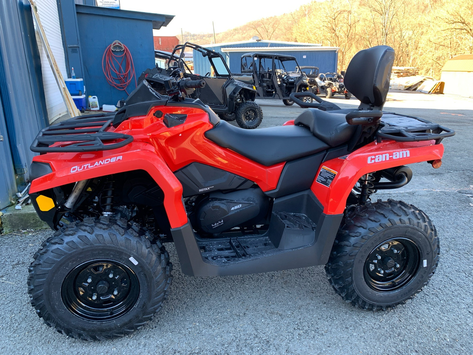 2020 Can-Am Outlander MAX 450 in Pikeville, Kentucky - Photo 2