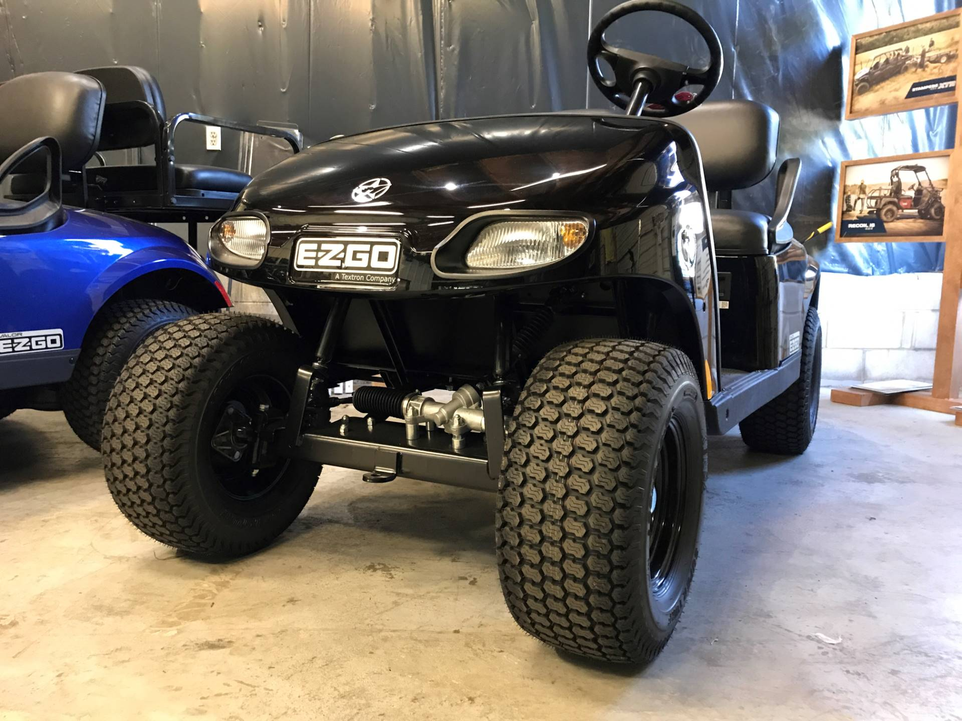 2018 E-Z-Go TXT Gas Valor Golf Cart in Pikeville, Kentucky