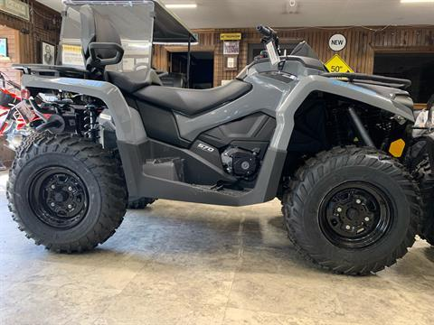 2021 Can-Am Outlander MAX DPS 570 in Pikeville, Kentucky - Photo 1